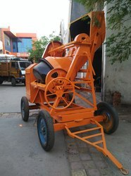 10/7 cft Mechnical Concrete Machine (300 Ltr.)
