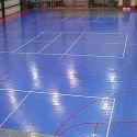 Volleyball Court  PVC Vilnyl Flooring