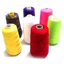 Spun Polyester Dyed Yarn 2/50