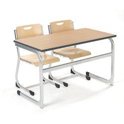 Steel College Desk