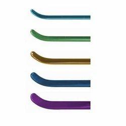 Flexible Elastic Nails