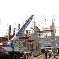 heavy structural fabrication and erection