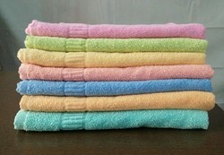 Crepe Light Color Towels