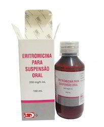 Erythromycin Suspension 250mg/5ml