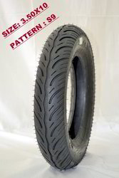 Tyres and Tube Size 3.50 X 10