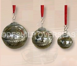 Ornament With Metal