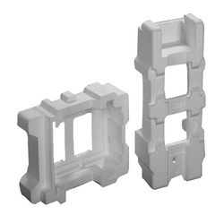 Polystyrene Packing Blocks