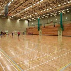 Aerobic Hall Flooring
