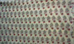 Booti Design Block Printed Fabric