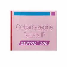 Zeptol - 100mg Tablet