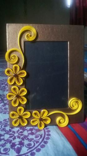 Quilling Photo Frame & Quilling Wall Hanging Manufacturer from Mumbai