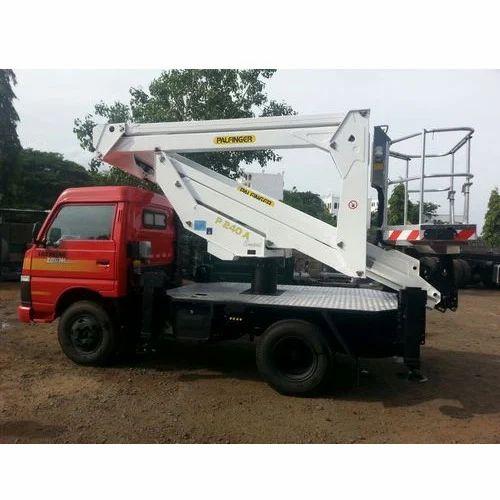 Truck Mounted Sky Lift