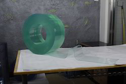 Polar Grade PVC Strip Curtain Rolls