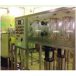 Packaged Reverse Osmosis Systems