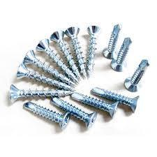 ASTM F2281 Gr 304L Bolts, Hex cap, Screws & Studs