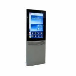Touch Foil Kiosk
