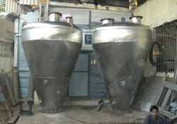Conical Hopper Bottom