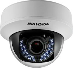 CCTV System - Hikvision DS-2CE-56C2T Turbo HD Dome Camera Service ...