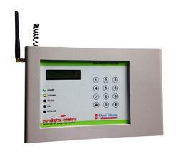 Wireless GSM Security Alarm System