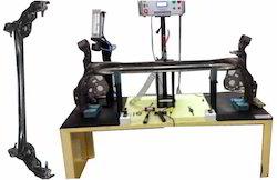 Automobile Leakage Testing Machine for Axle