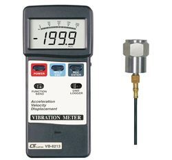 Data Logger Vibration Meter VB-8213