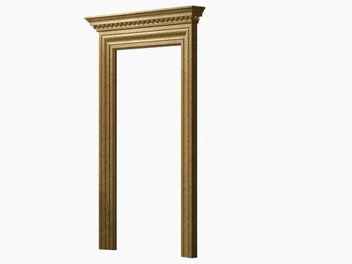 Wooden Designer Door Frame  sc 1 st  IndiaMART & Wooden Frames - Wooden Designer Door Frame Manufacturer from Indore
