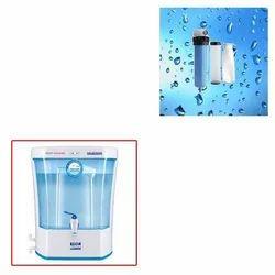 Bag Vessel Assemblies for Water Purifier