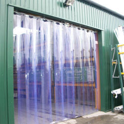 Plastic PVC Strip Curtain