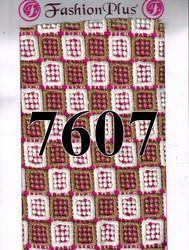 Cotton Zari Lace Fabric