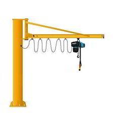 Floor Mounted Jib Cranes