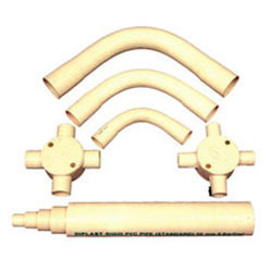 UPVC Electrical Pipes & Fittings