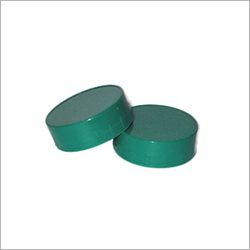 Plastic Plain Jar Caps