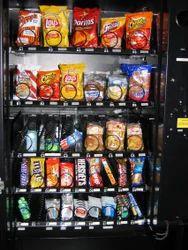 Smart Snacks Vending Machine with Credit & Debit card