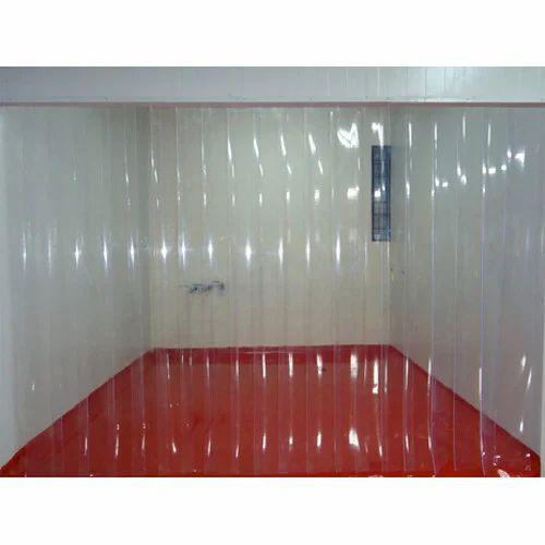 Clear View Transparent PVC Curtains