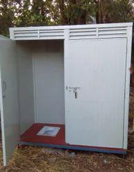 Portable Toilet Cubicles