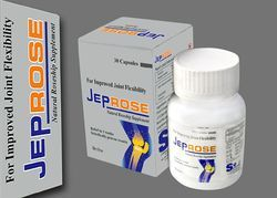 Rosehip Extract Capsules