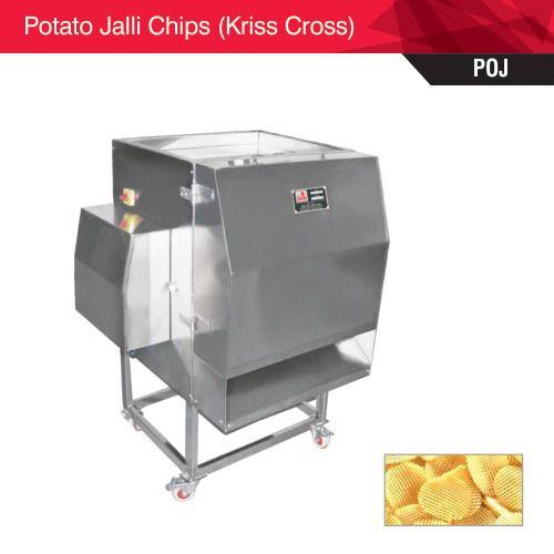 Potato Jalli Chips (Kriss Cross)