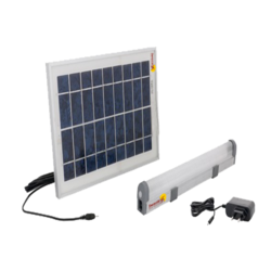 Solar Rechargeable LED Tube Light