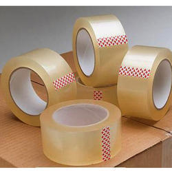 Bi-axially Oriented Polypropylene (BOPP) Tapes