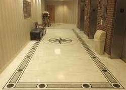 Round Marble Floorings