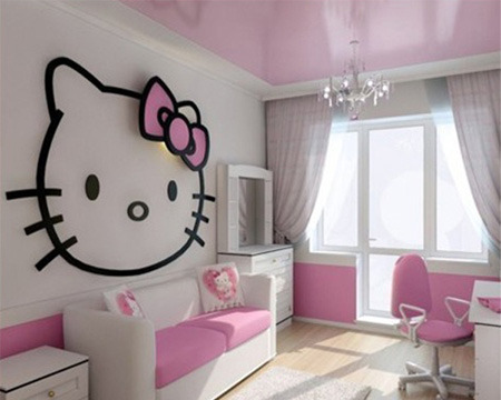 Wall Design For Kids Room & Wall Design For Bed Room Service ...