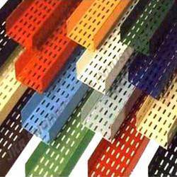Perforated Painted Cable Tray