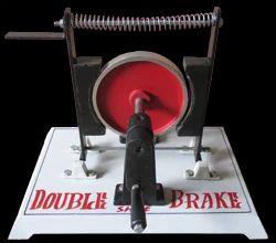 Double Shoe Brake Model