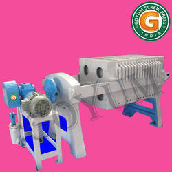 Vegetable Oil Filter Press