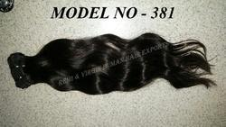 Single Drawn Remy Hair