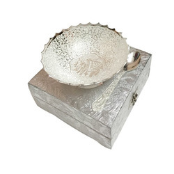 Antique Silver Plated  Bowl