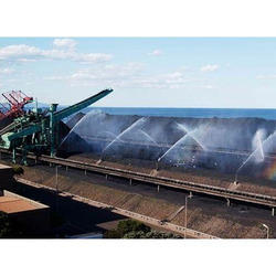 Stockpile Dust Suppression Systems From Oasis Irrigation