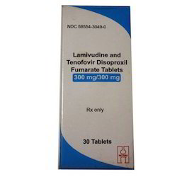 Tenofovir and Lamivudine Tablets