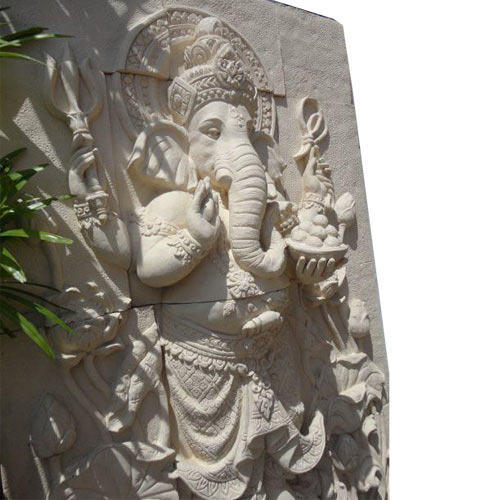 Murals and panels buddha stone wall panel manufacturer