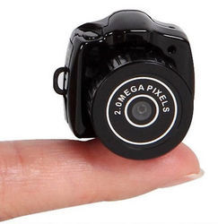 New Thumb Tiny Smallest Mini Micro Camera Hidden Video SPY H